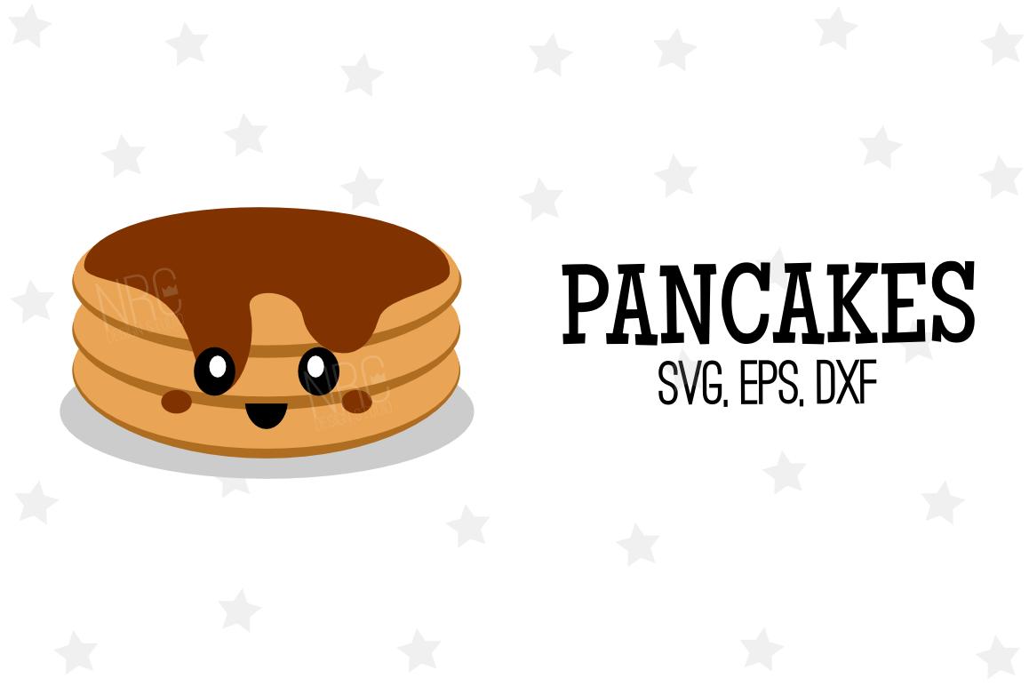 Pancakes SVG File example image 1