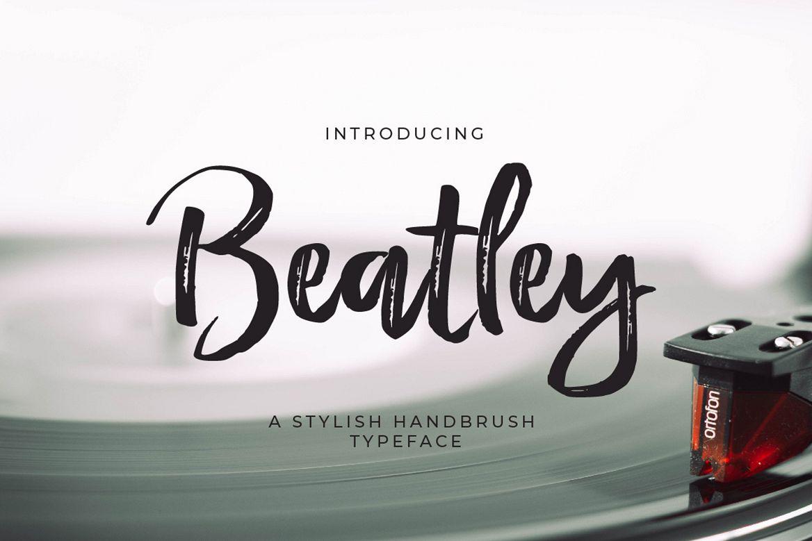 Beatley Handbrush example image 1
