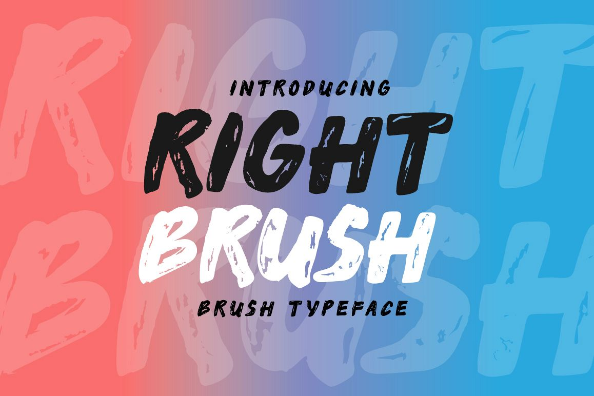 Right Brush  example image 1