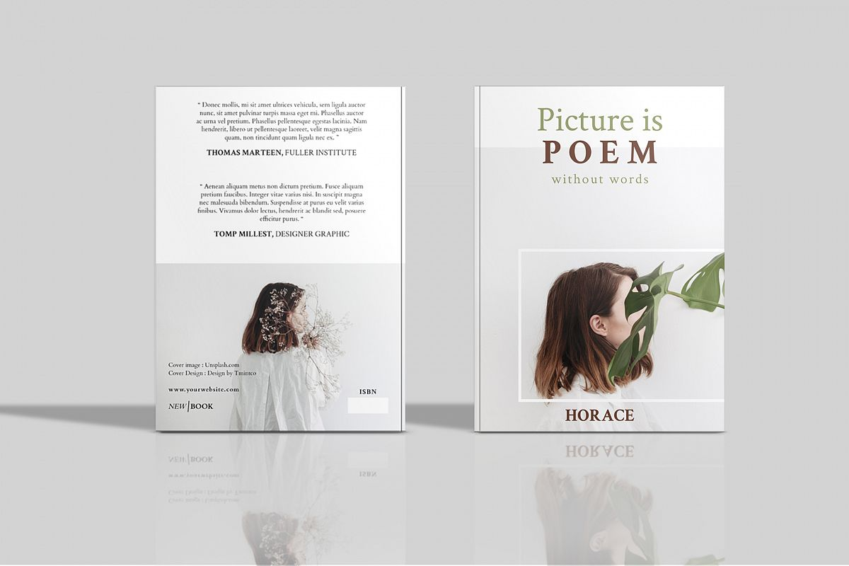Poem - Full Book Template example image 1