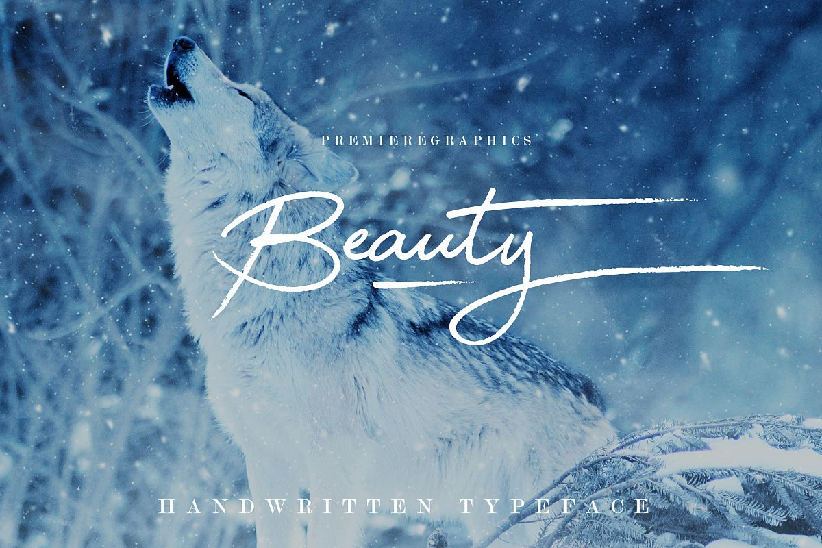 Beauty Font example image 1