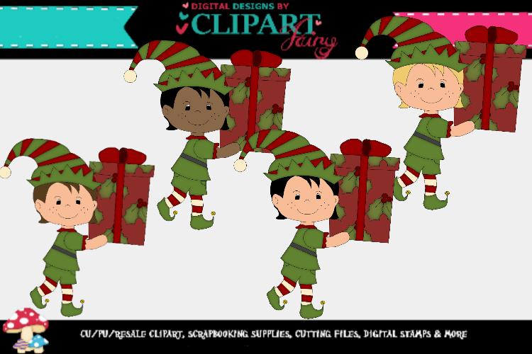 Christmas Elf boys 3 example image 1