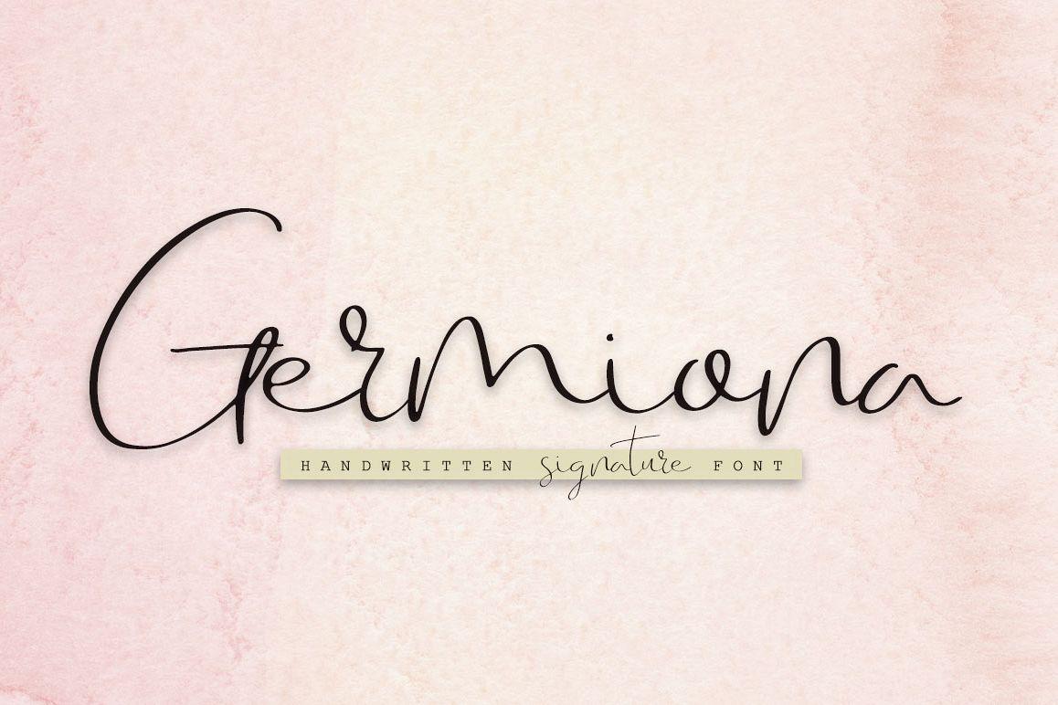 Germiona example image 1