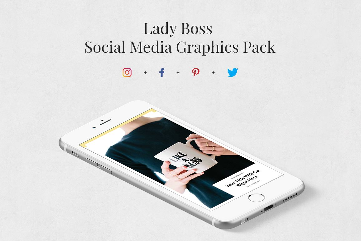 Lady Boss Pack example image 1