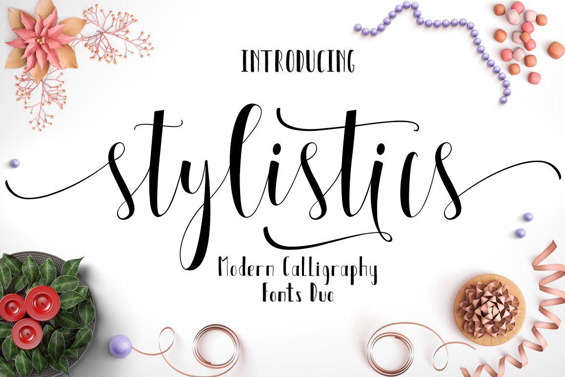 Stylistics Script example image 1