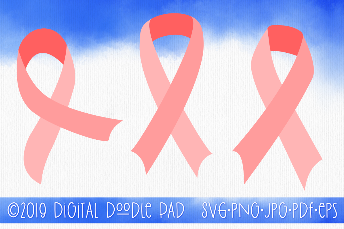 Awareness Ribbon Templates by Digital Doodle Pad example image 1