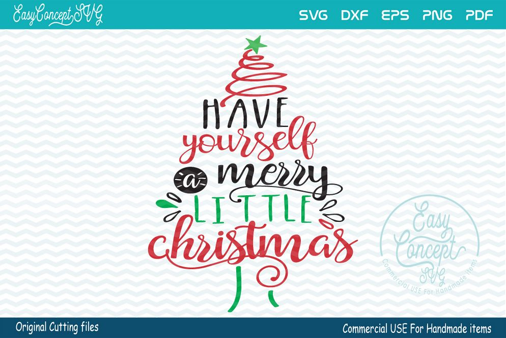 Have yourself a Merry little Christmas example image 1