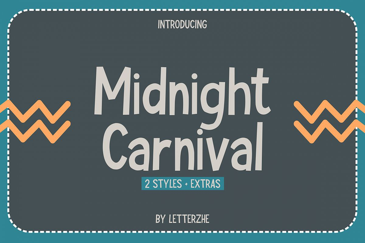 Midnight Carnival example image 1