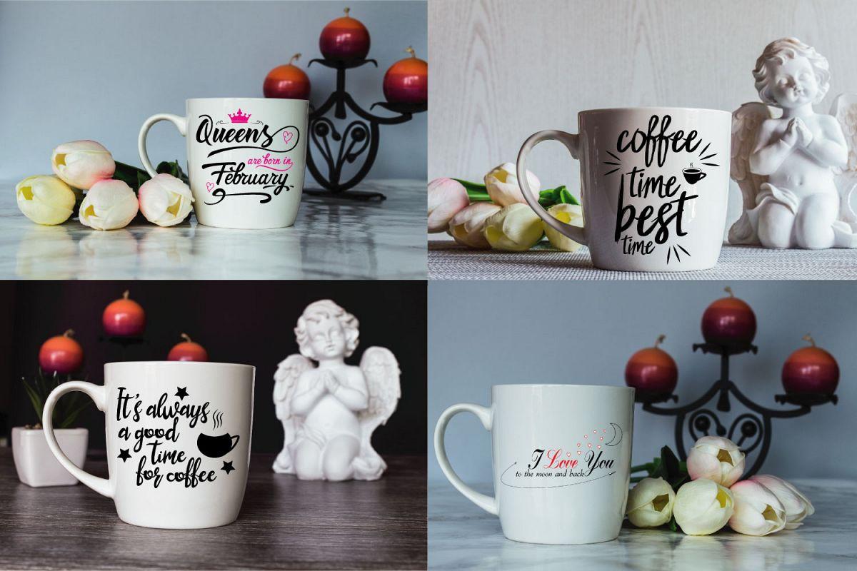 Mug Mockup Styled Stock Photography Stock photo example image 1