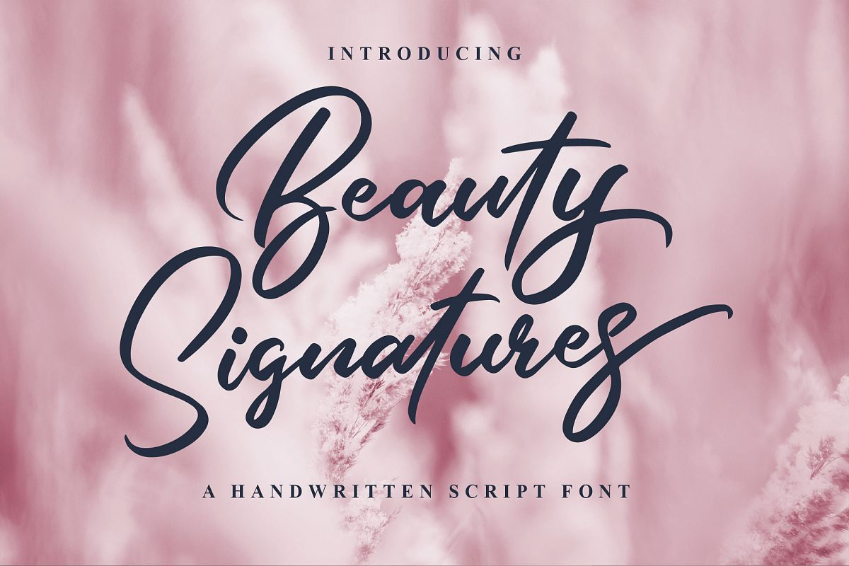 Beauty Signatures example image 1