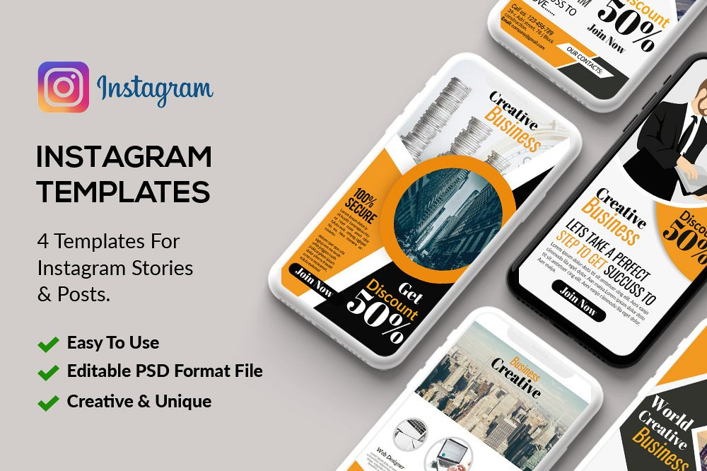 4 Business Conference Instagram Stories example image 1