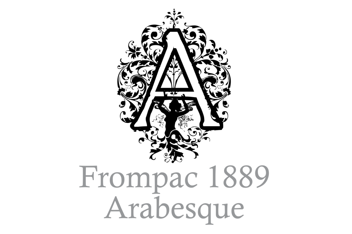 Frompac 1889 Arabesque example image 1