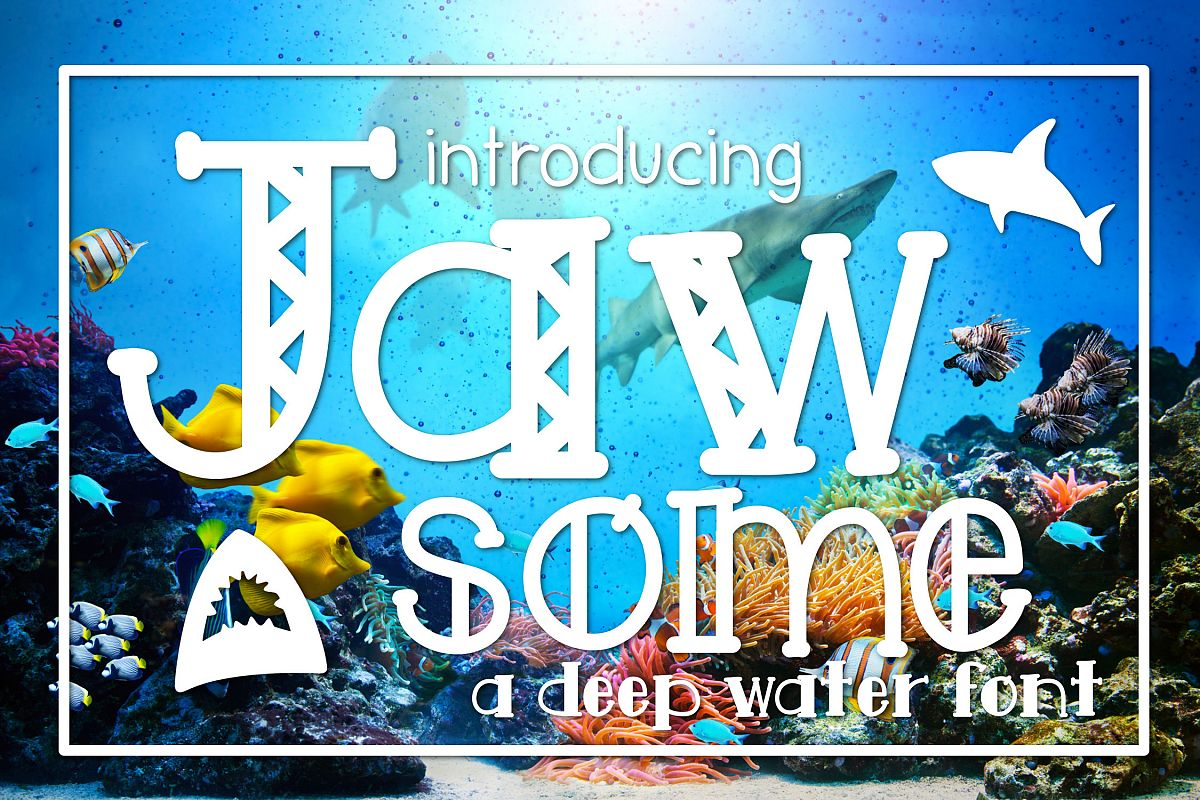 Jawsome example image 1