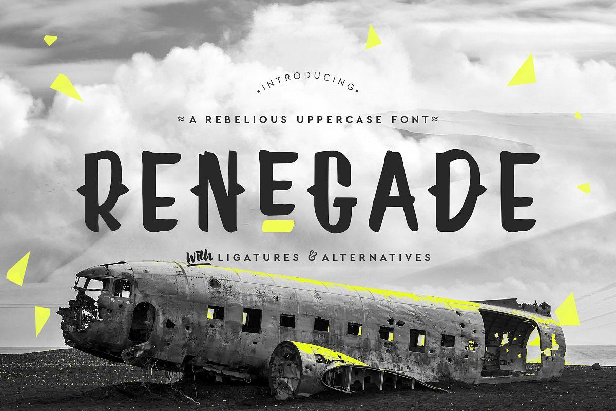 Renegade  example image 1