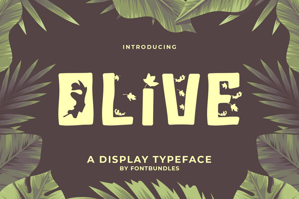 Olive example image 1