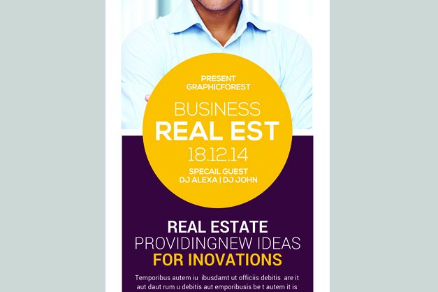 Real Estate Rollup Banner example image 1