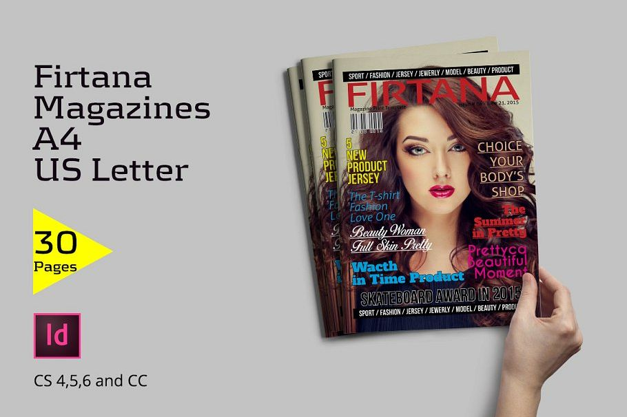 Firtana Magazines example image 1
