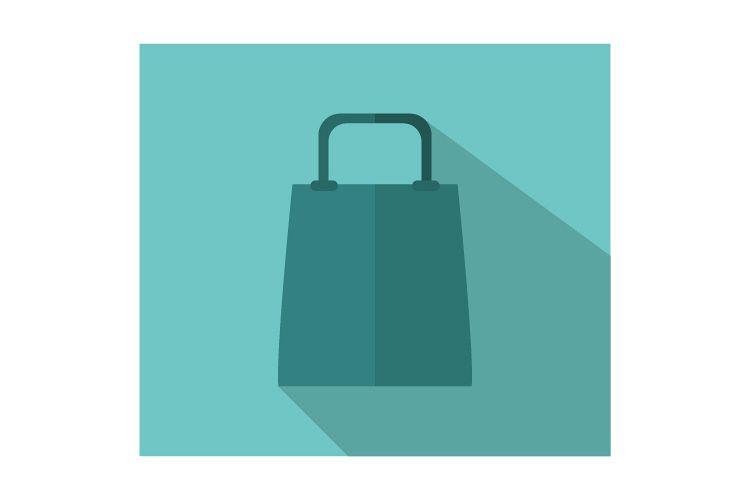Shopping bag icon example image 1
