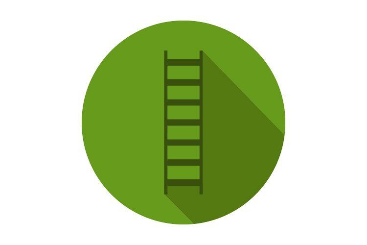 Ladder icon example image 1