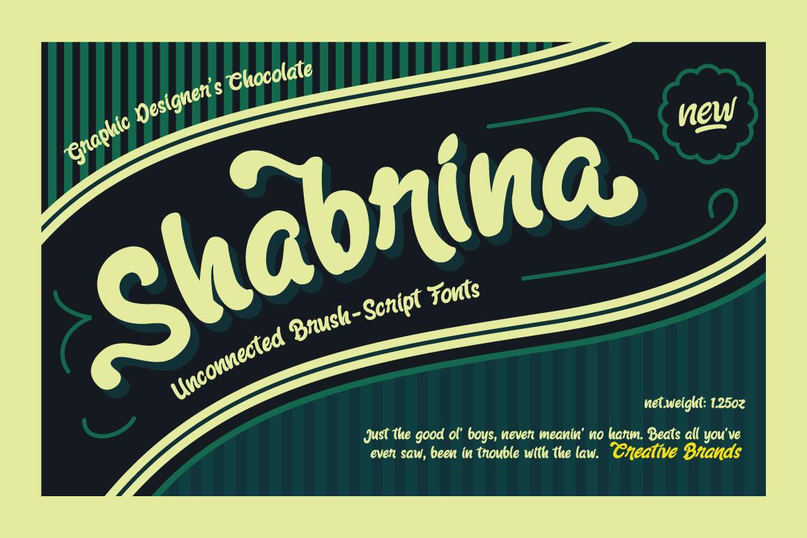 Shabrina example image 1