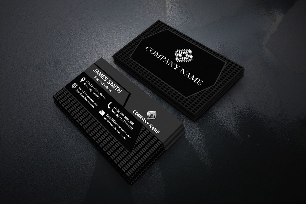 Creative Business Cards example image 1