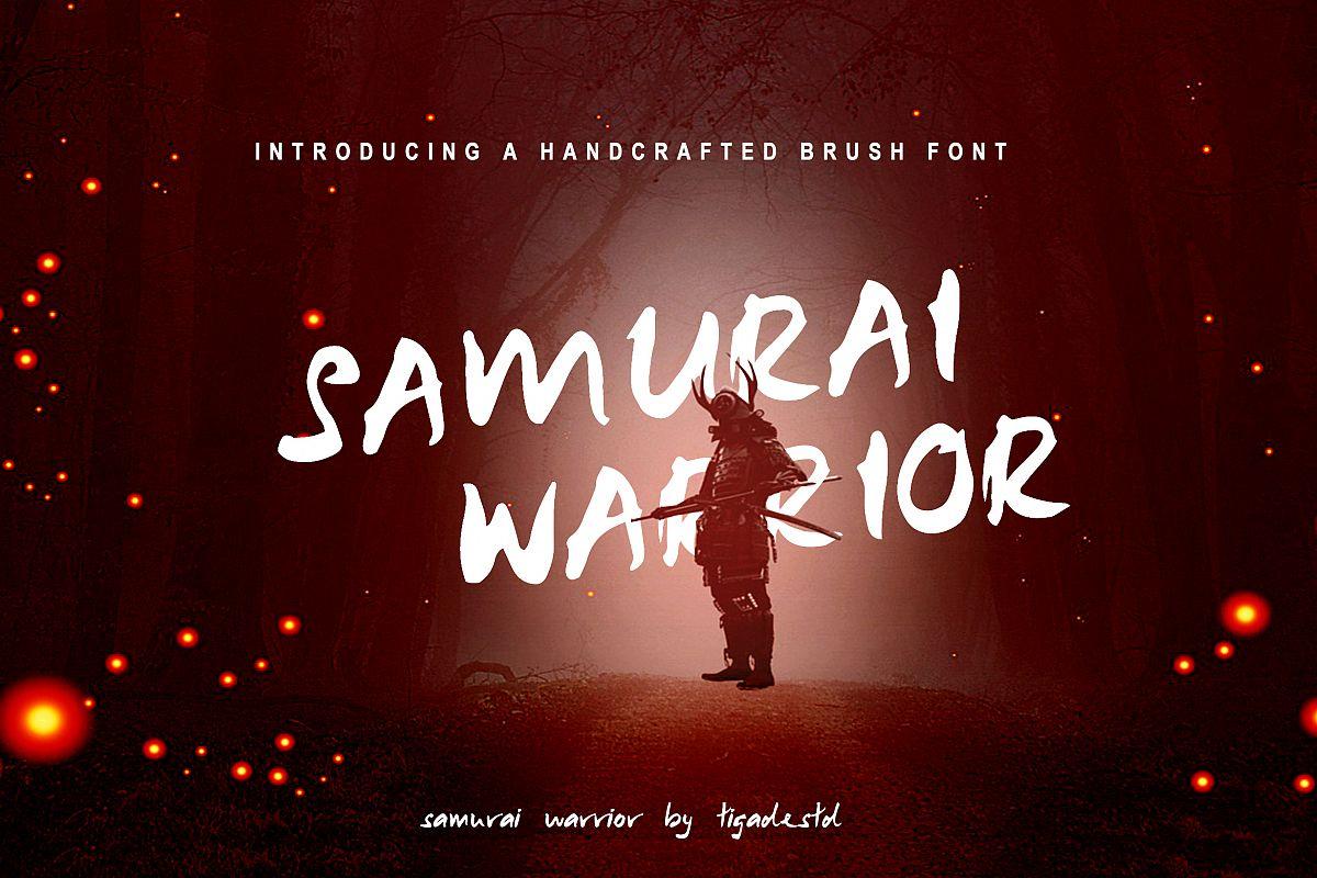 Samurai Warrior example image 1