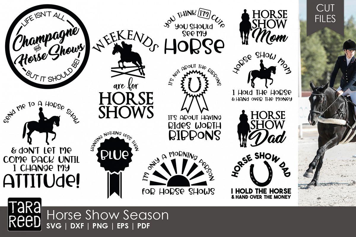 Horse Show Season Bundle example image 1