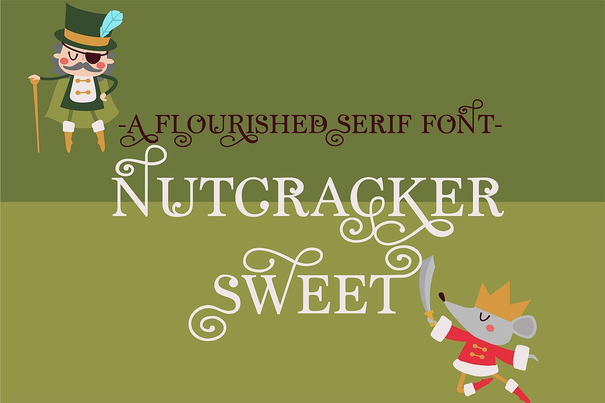 ZP Nutcracker Sweet example image 1