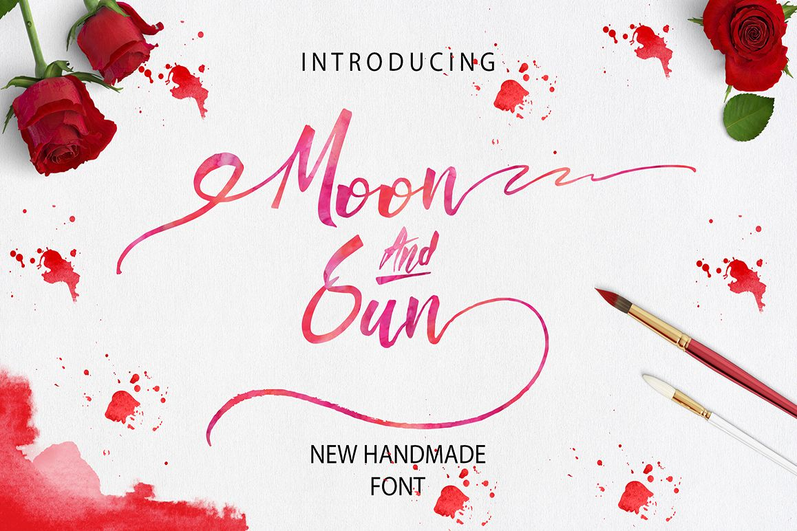 Moon & Sun example image 1