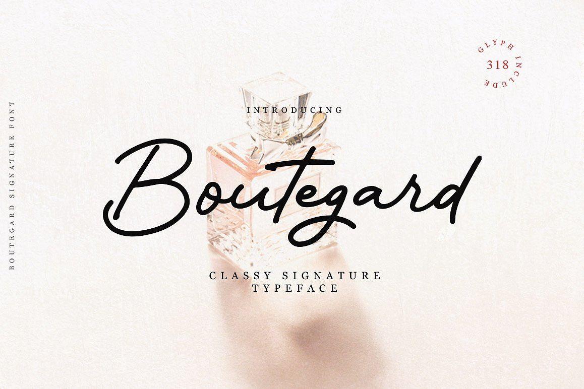 Boutegard Classy Signature example image 1