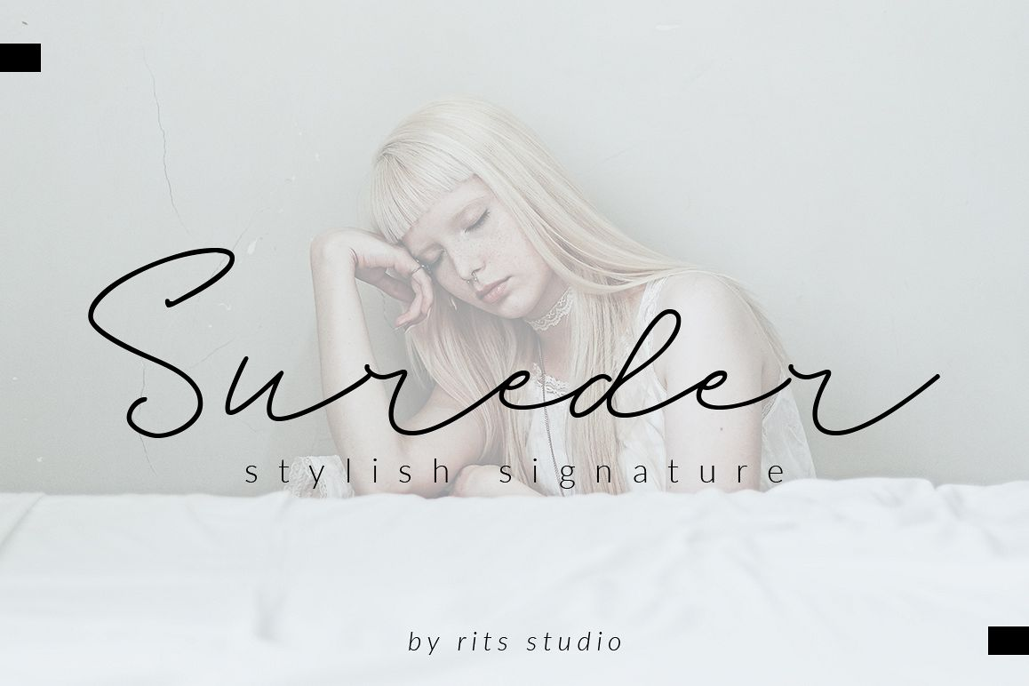 Sureder Stylish example image 1