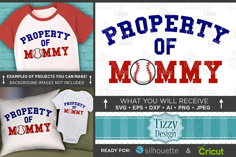 Baseball Shirt For Kids SVG - Baseball Shirt Designs - 1018 example image 1