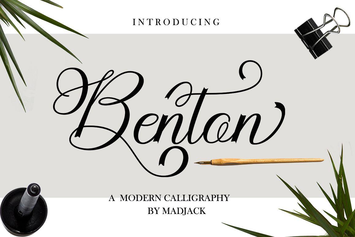 Benton example image 1