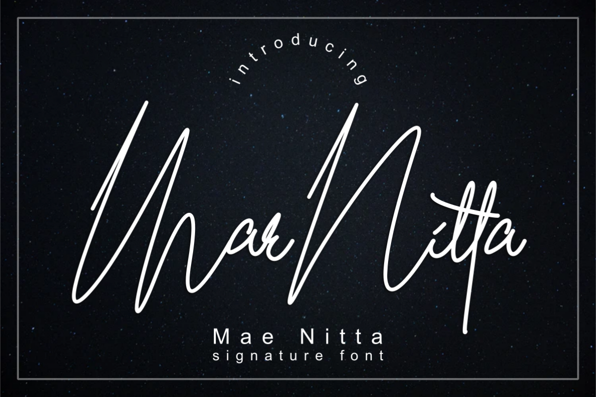 Mae Nitta example image 1
