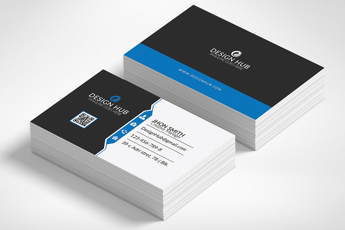 Business Card example image 1