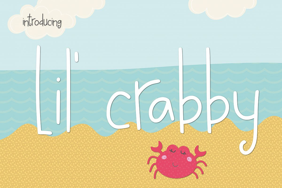 Lil' Crabby example image 1