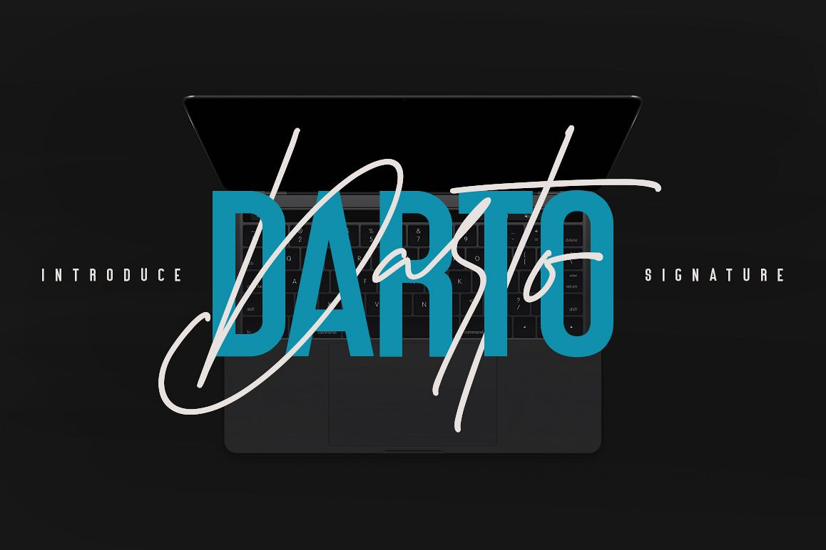 Darto Signature example image 1