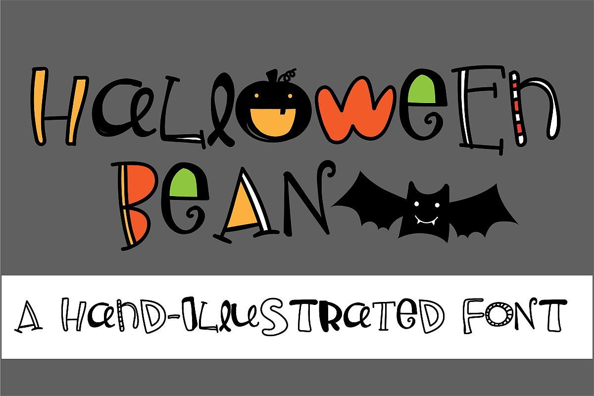 ZP Halloween Bean example image 1