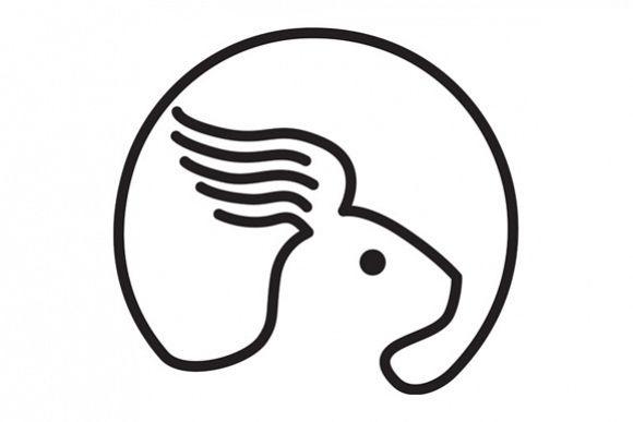 Rabbit Wing Ear Side Retro example image 1