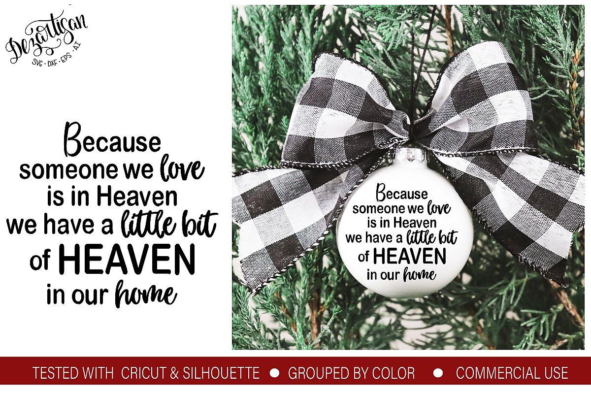 Love In Heaven Svg Dxf Cut File