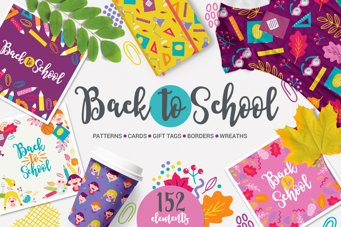 Back To School Kit example image 1
