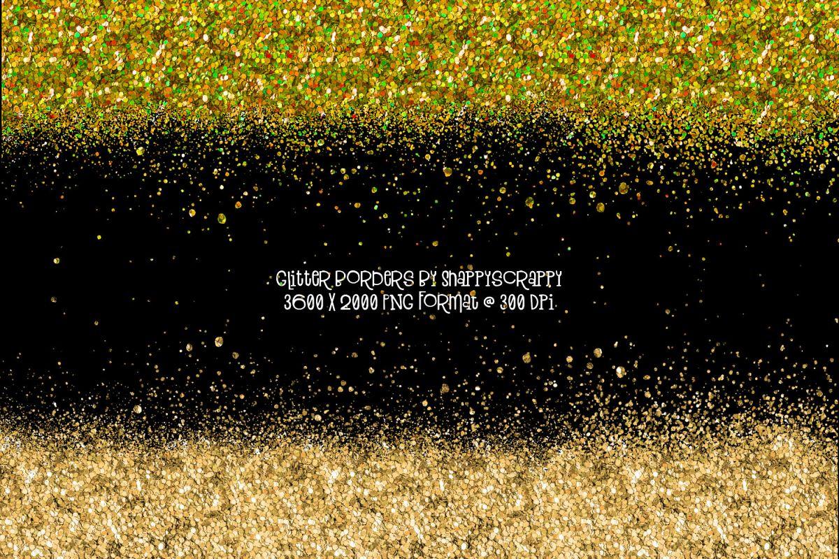 Glitter Borders example image 1
