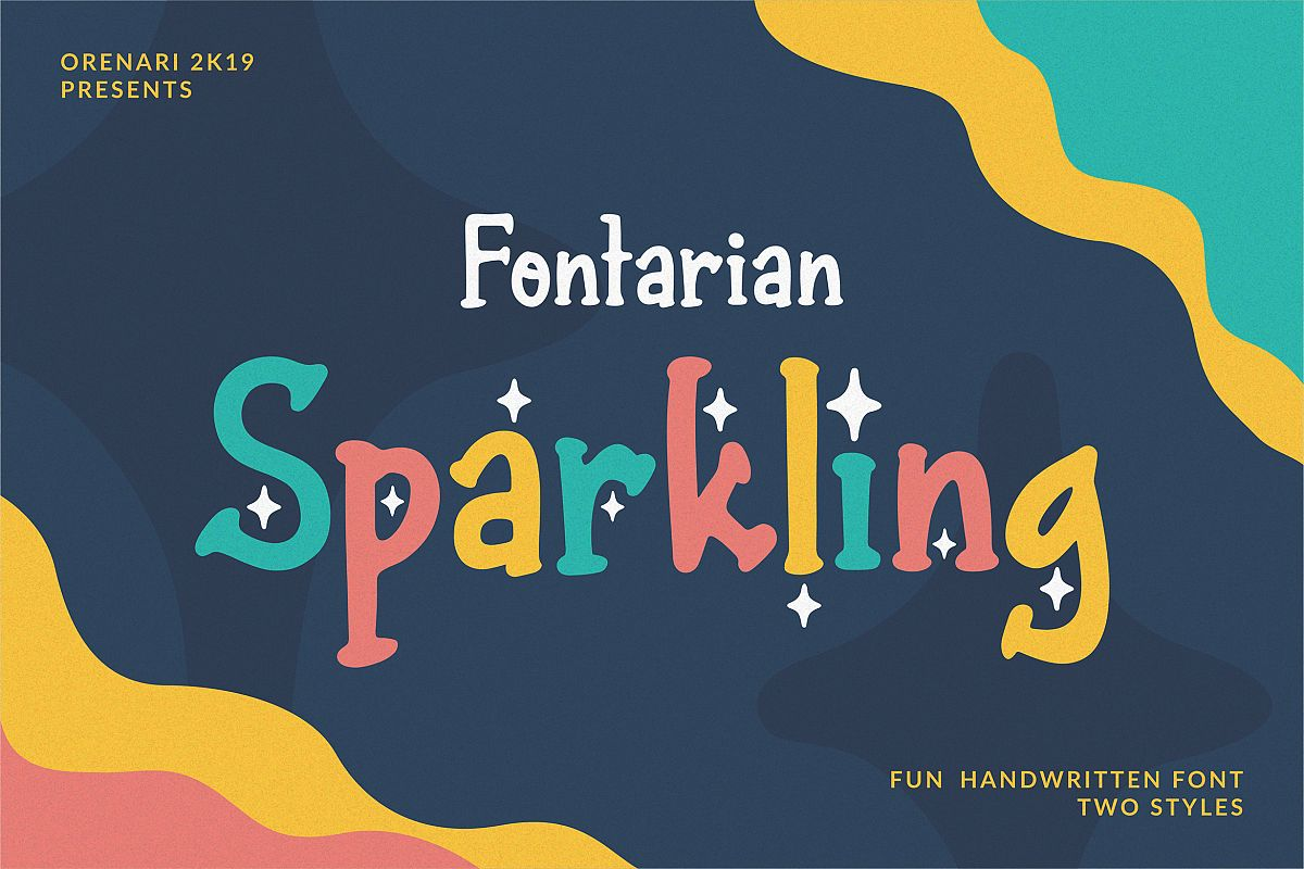 Fontarian Sparkling example image 1
