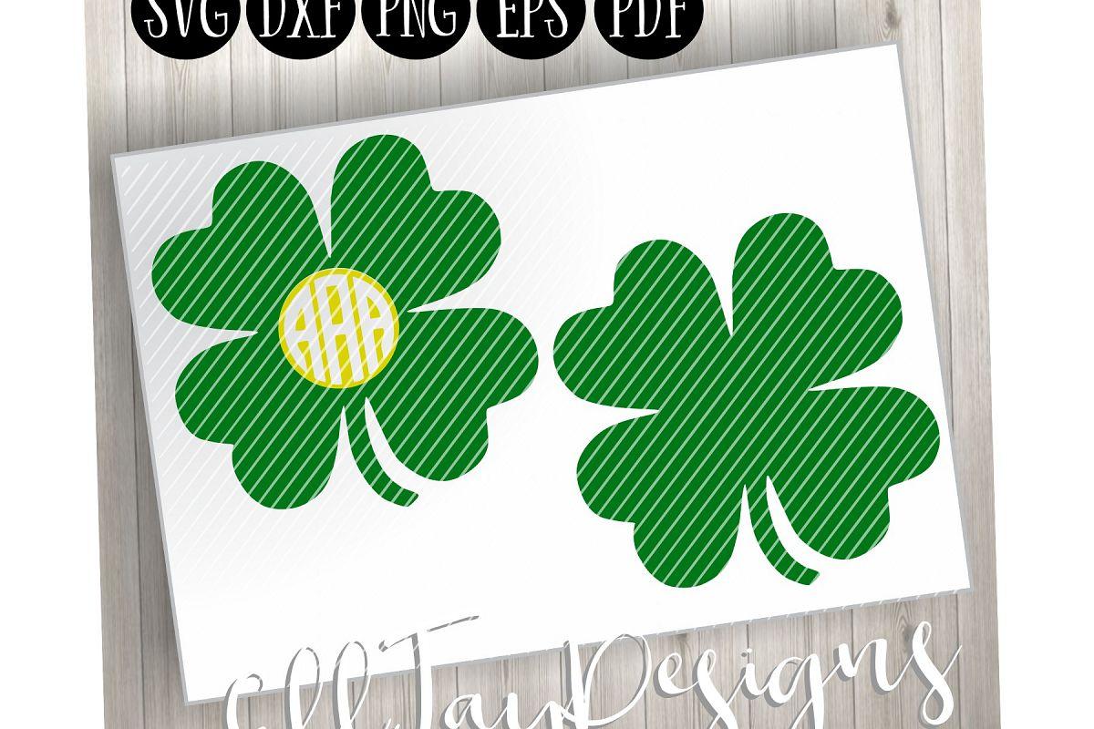 Four Leaf Clover Bundle example image 1