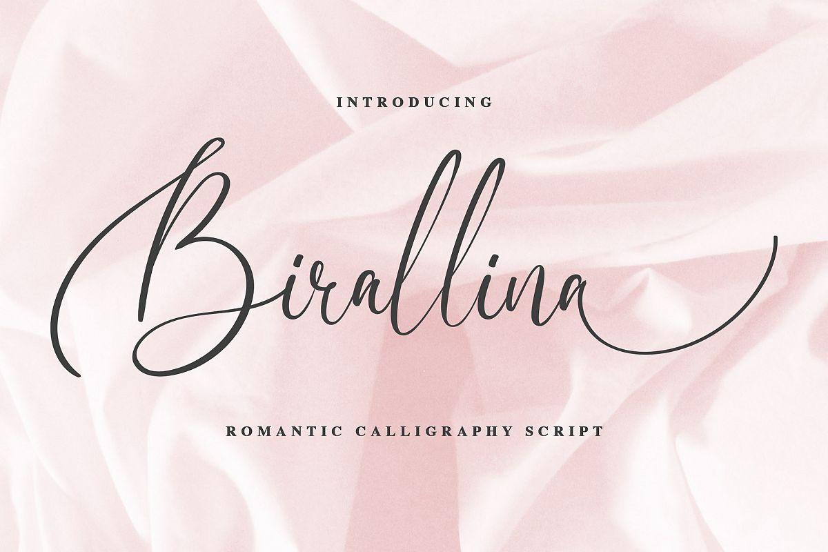 Birallina example image 1