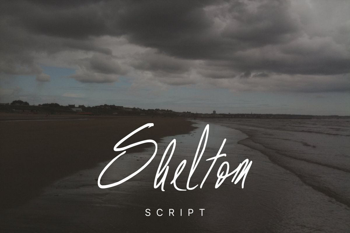 Shelton Script example image 1