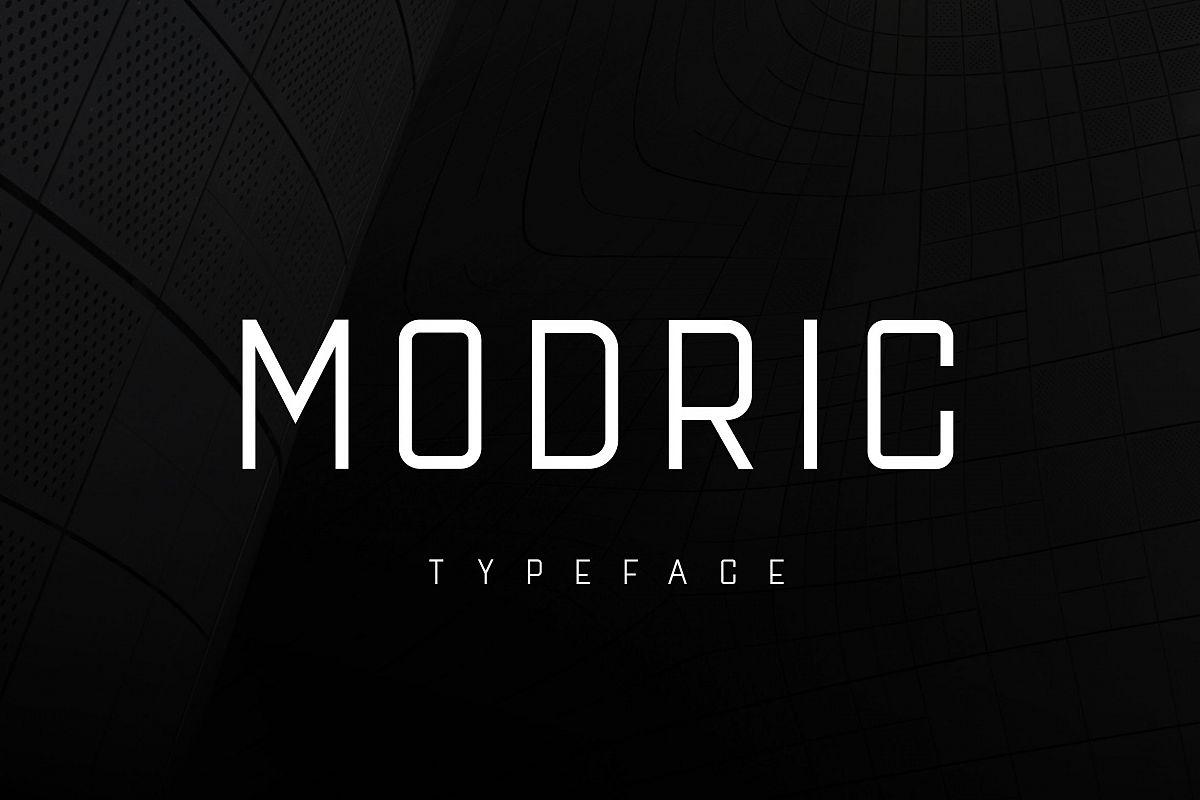 MODRIC example image 1