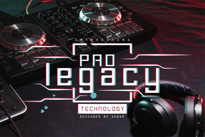 Pro-Legacy example image 1