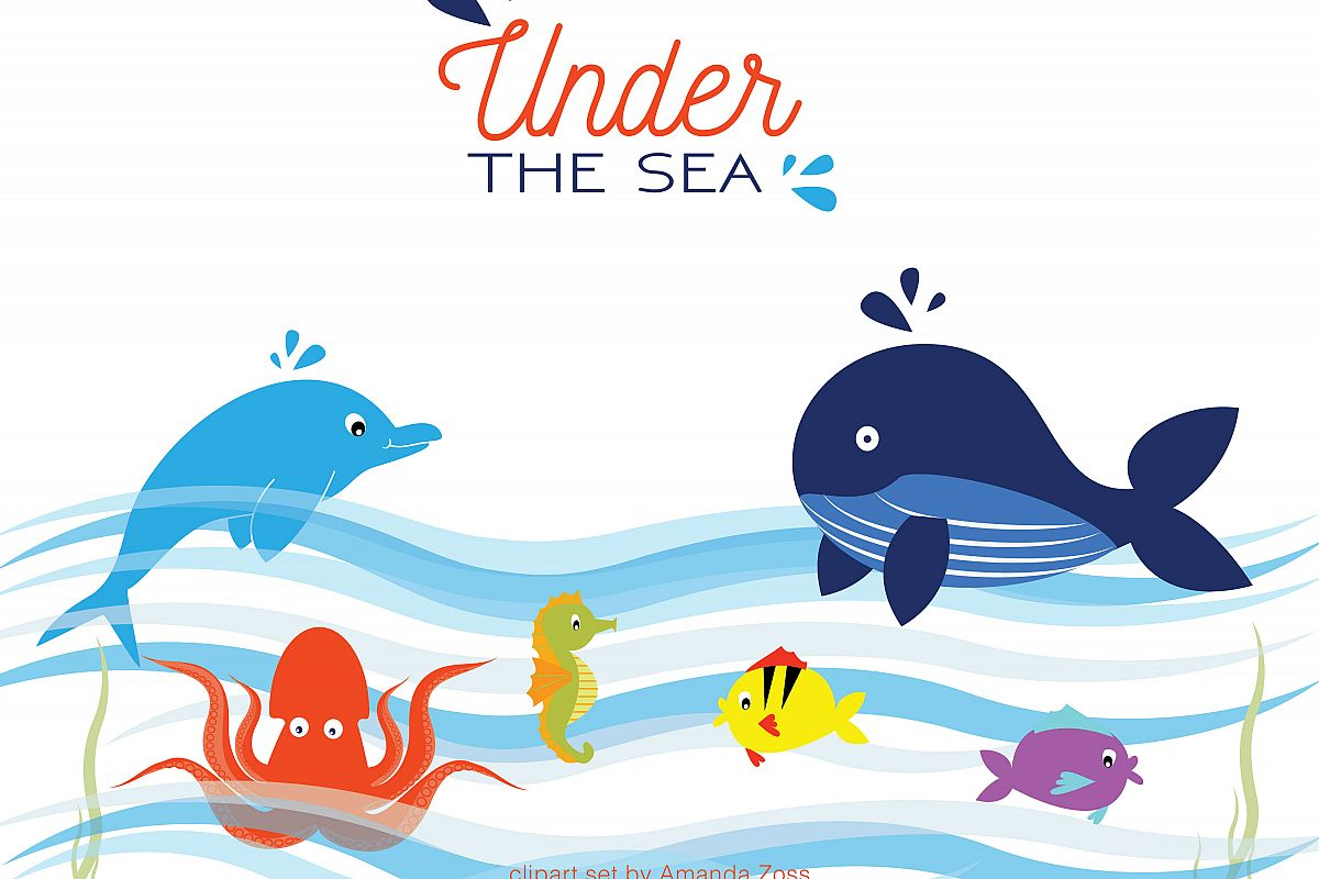 Under the sea example image 1