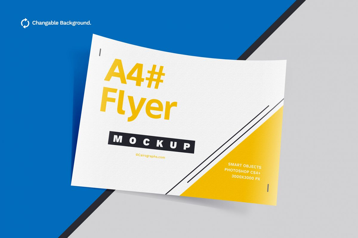Posters & Flyers Mockups example image 1